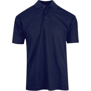 Bilde av Leopard pique unisex skjorte